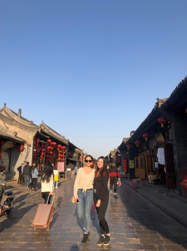 LAS junior Heather Schlitz details her study abroad experience in China