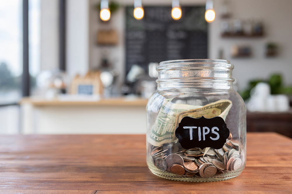As The Conventional Tip Rate Hits 20 Percent And Beyond Research Indicates That Practice