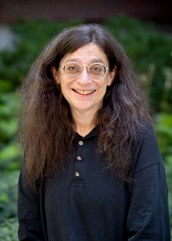 Entomology professor and department head May Berenbaum has been appointed editor-in-chief of the Proceedings of the National Academy of Sciences. (Photo by L. Brian Stauffer.)