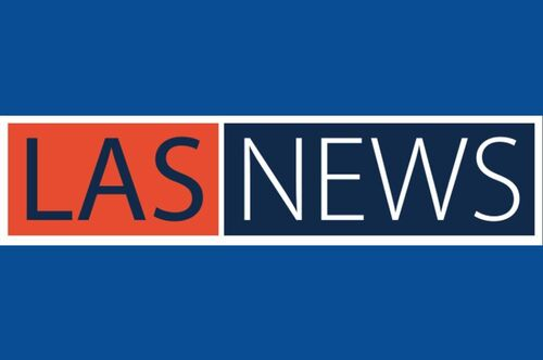 "The words ""LAS News"" on top of a blue background"