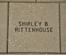 Shirley B. Rittenhouse