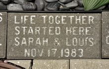 Sarah and Louis Lundell