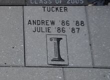 Andrew and Julie Tucker