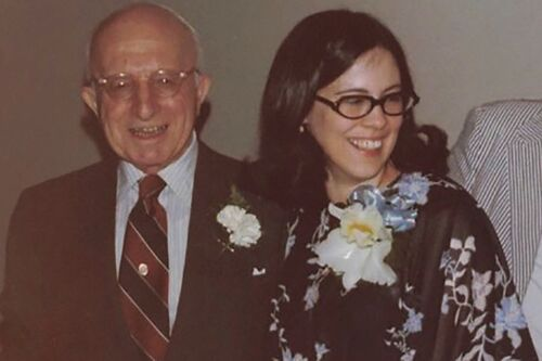 Luitpold and Barbara Wallach