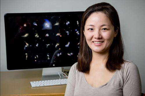 Xin Liu, Department of Astronomy
