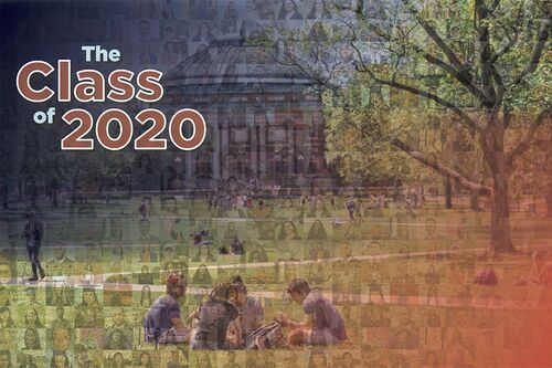 Class of 2020 collage