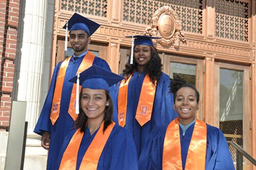 Lincoln Scholars graduate with big dreams