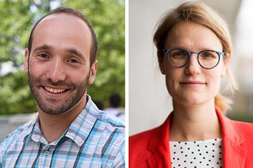 Professor and U of I alumnus receive prestigious Packard Fellowships